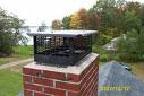 chimney cap installation Long Island