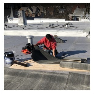 roof installation and repairs