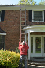 seamless gutter installer Long Island