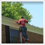 gutter guards installation & repair