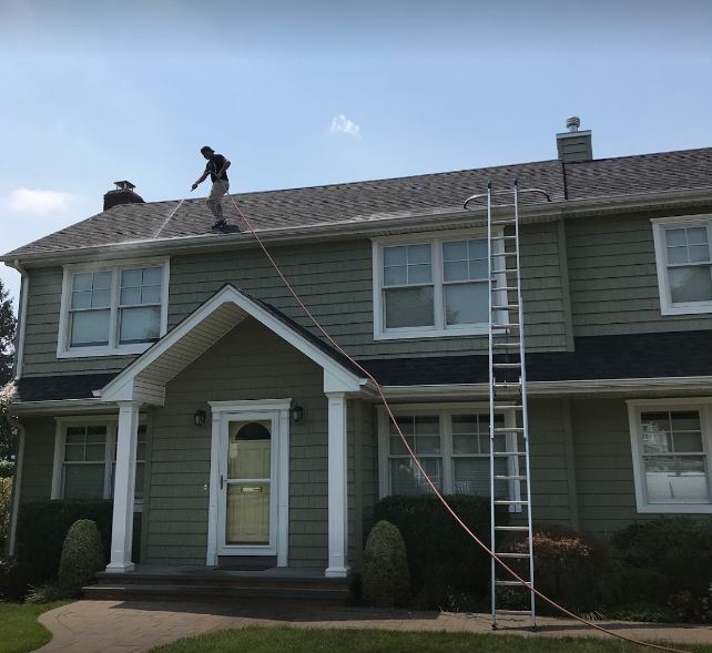 gutter cleaning Suffolk County